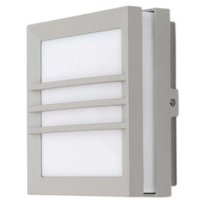 Picture of EXLS3341 Square 240V Compact Fluorescent Exterior Wall Light
