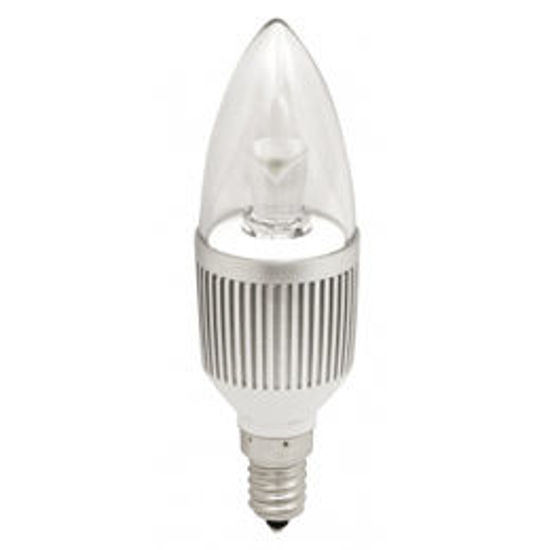 Picture of XL-LED Performance 3W LED Candle Lamps