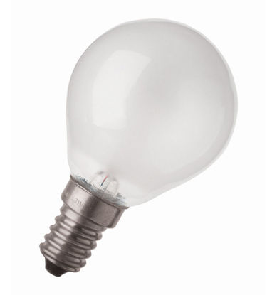 Picture of Osram Special Oven P Classic Mini-Ball Shape Incandescent Lamps (Sold as 10)