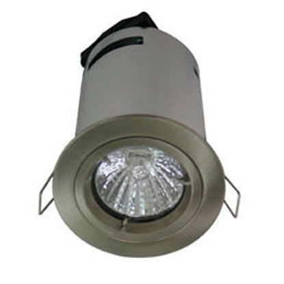 Picture of Fixed Low Voltage Downlight with Safety Heat Hood