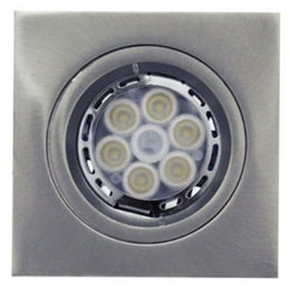 Picture of DL41-LED LED Square Fixed Downlight with Twist-Lock Face
