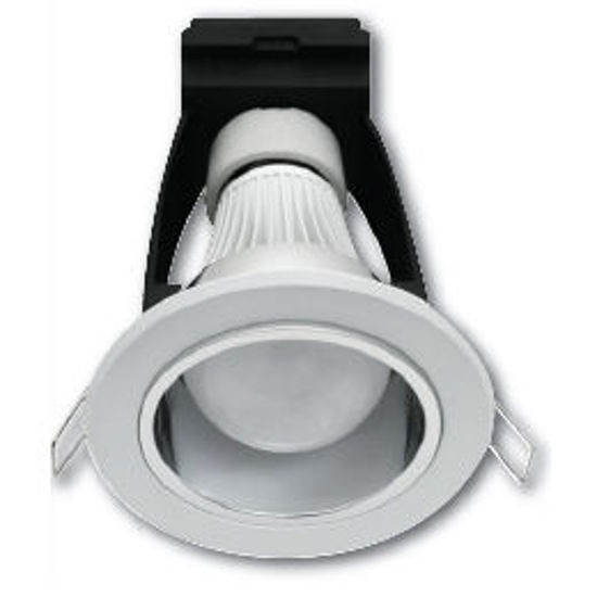 Picture of LED Downlight Kit with 10W ES Opal Lamp