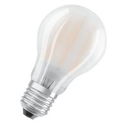 Picture of Osram 7W LED Classic A GLS Shape Filament Frosted Globes (Sold as 10)