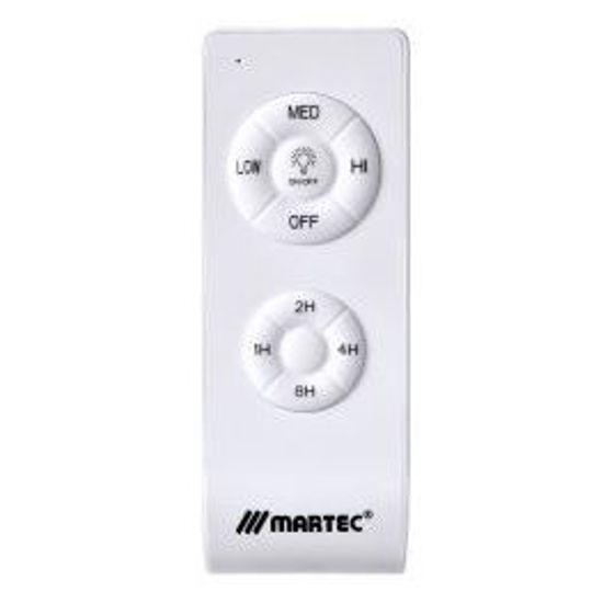 Picture of Martec Prince App Ceiling Fan Remote Control Kit Smart Phone Compatible